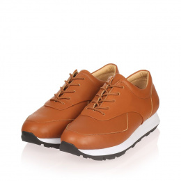 482g cognac leather